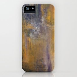 golden haze iPhone Case