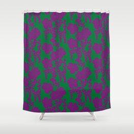 Japanese Pattern 9 Shower Curtain