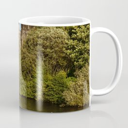 Caerphilly Castle Western Towers Coffee Mug