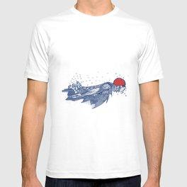 Olympic Swimmer  T-shirt