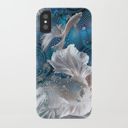 Three Wishes iPhone Case
