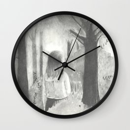 Escapade Wall Clock
