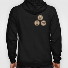 Go Explore! Patches Hoody