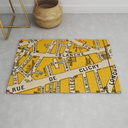 All About Paris I Rug