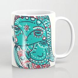 Never I have ever Ice Skate Coffee Mug