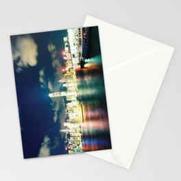harbour lights Stationery Cards