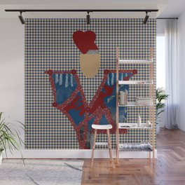 HAUTE COUTURE TTY N22 Wall Mural