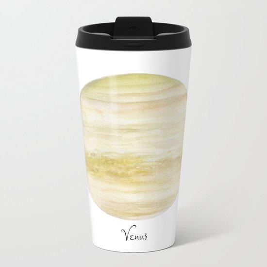 Venus Metal Travel Mug
