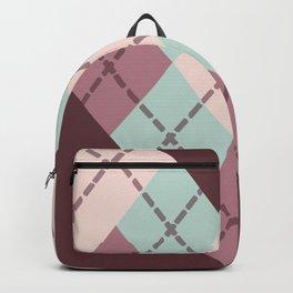 Argyle Valentine Backpack