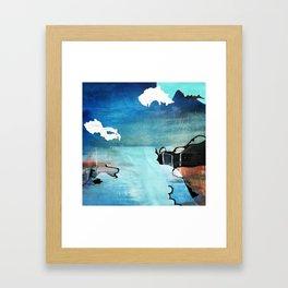 dimmigt Framed Art Print