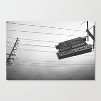 tennessee Canvas Prints featuring Tennessee by Ethan Luck