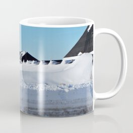 Snowdrift Motel Coffee Mug