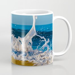 Wedge Wash II Coffee Mug