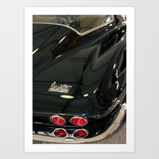 1967 Corvette Sting Ray Art Print