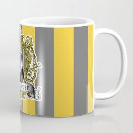 Hufflepuff Color Kaffeebecher