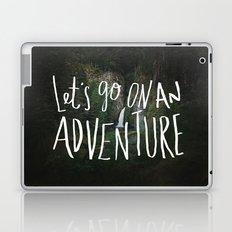Let's Go on an Adventure Laptop & iPad Skin