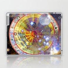 Zodiac Wheel Laptop & iPad Skin
