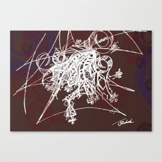 Intricate  Canvas Print