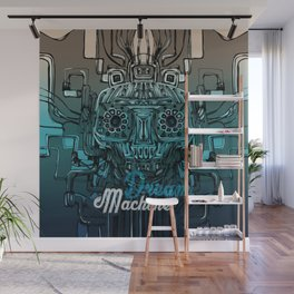 Dream Machine VI Wall Mural