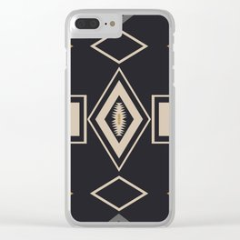 game night Clear iPhone Case
