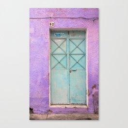 Puerta viva #62 Tala Mx Door Canvas Print