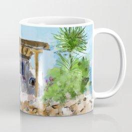 Greek Spitaki Coffee Mug
