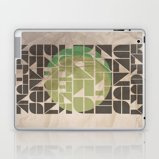 The Planets Laptop & iPad Skin