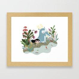 Anais I Framed Art Print