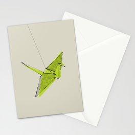 Paper Crane Stationery Cards