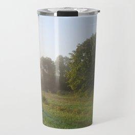 mixed forest Travel Mug