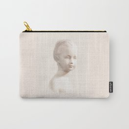 Girl in white Carry-All Pouch
