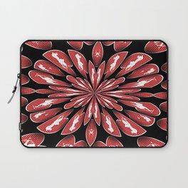 Cupid Kaleidoscope Laptop Sleeve
