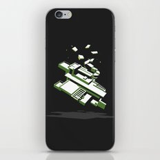 Frank Lloyd Wreck iPhone & iPod Skin