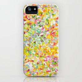 Softly She Whispered  iPhone Case