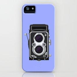 Rolleiflex In Paradise iPhone Case