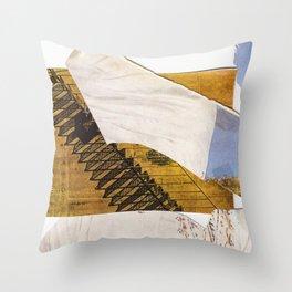 stairs nowhere Throw Pillow