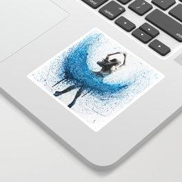 Clair De Lune Ballerina Sticker