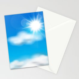 Daydreamer. Stationery Cards