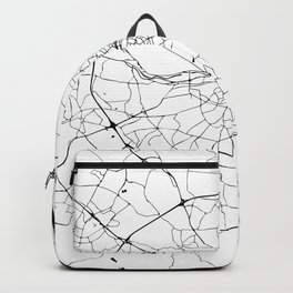 Dublin Minimal Map Backpack