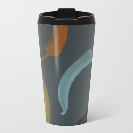 Chili Metal Travel Mug