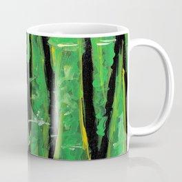 """Snake Plant"" Coffee Mug"