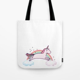 UNICORN - It's so fluffy! Tote Bag