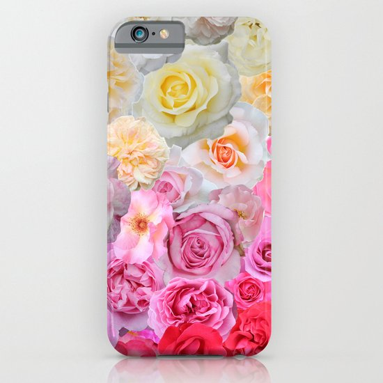Spring Roses iPhone & iPod Case