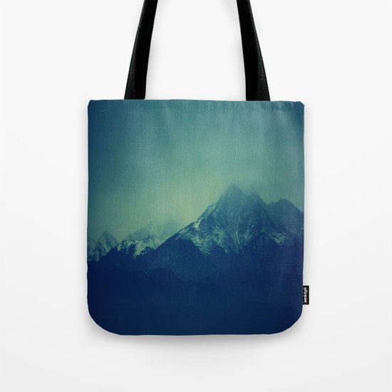 Winter Daze Tote Bag