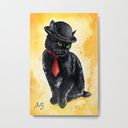 Dressed to Kill Metal Print