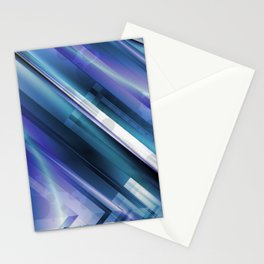 Frozen Circuit Stationery Cards