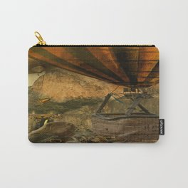 1987 Steampunk Carry-All Pouch