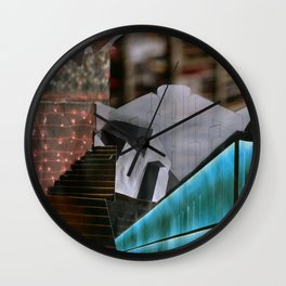 ARCHITEXTURE Wall Clock