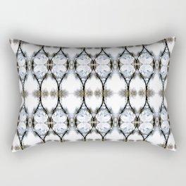 Chain Repeat Rectangular Pillow