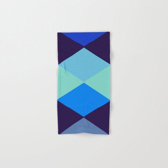 Abstract #375 Hand & Bath Towel